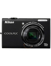 Nikon Coolpix S6200 Digital Camera