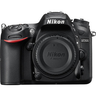 Nikon D7200 DSLR Camera (Body Only)
