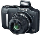 Canon Powershot SX160 IS (Black)