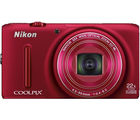 Nikon Coolpix S9500 (Red)
