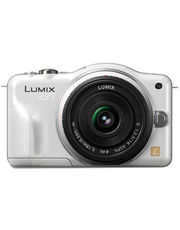 Panasonic Lumix DMC-GF3 With (14-42 mm Lens)