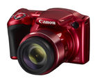 Canon Powershot SX420 IS Camera, red