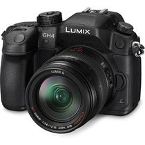 Panasonic Lumix GH4K Camera with 12-35 F2.8 lens,  black