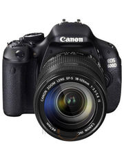 CANON EOS 600D SLR WITH (18-135mm IS) LENS