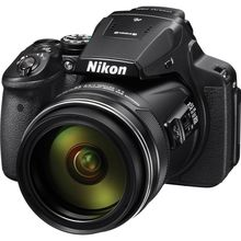 Nikon Coolpix P900,  black