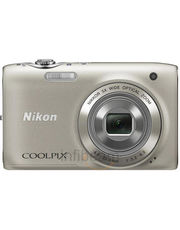 Nikon COOLPIX S3100+ Free 4 GB SD Card & Case