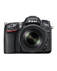 Nikon D7100 DSLR (With AF-S 16-85mm VR Kit Lens),  black