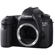 Canon EOS 6D DSLR (Body Only), canon-black
