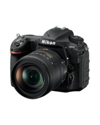 Nikon D500 DSLR (AF-S DX 16-80 f/2.8-4E ED VR) Camera,  black