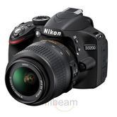 Nikon D3200 DSLR (with AF-S 18-55mm VR Kit Lens) (Black)