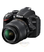 Nikon D3200 SLR (with AF-S 18-55mm VR Kit Lens)