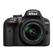 Nikon D3400 DSLR (with AF-P 18-55mm and AF-P 70-300mm VR Kit Lens)