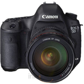 Canon EOS 5D Mark III DSLR Kit (EF 24-105 IS...
