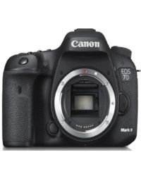 Canon EOS 7D Mark II (Body Only) DSLR Camera,  black