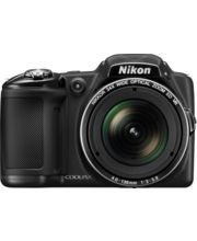 Nikon Coolpix L830, black