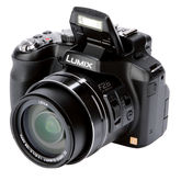 Panasonic Lumix DMC-FZ200 (Black)