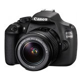 CANON EOS 1200D DSLR With Lens Kit (EF S18-55 IS II)