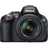Nikon D5100 DSLR (with AF-S 18-55mm VR Kit Lens)