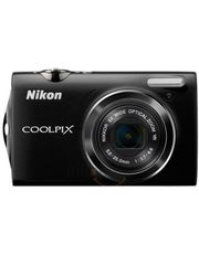 Nikon COOLPIX S5100+ Free 4GB Card & Pouch