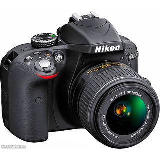 Nikon D3300 DSLR (Body Only)