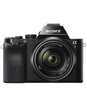 Sony ILCE-7K Mirrorless Camera (with SEL 28-70mm) Lens (Black)