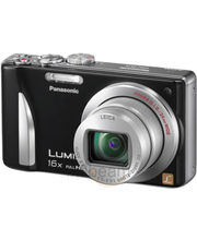 Panasonic Lumix DMC TZ 25 Digital Camera (Black)