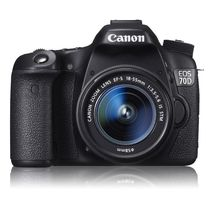 Canon EOS 70D Kit (EF S18 55 IS STM) DSLR