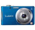Panasonic Lumix DMC-FH2 (Blue)
