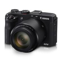 Canon Powershot G3 X Camera,  black