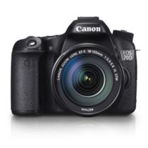 Canon EOS 70D Kit II (EF S18 135 IS STM) DSLR
