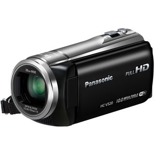 Save Rs 1,700 on Panasonic HC-V520 HD Digital Camcorder at infibeam Pansonichcv520black.jpg.f50731ec53.999x320x320