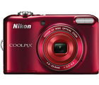 Nikon Coolpix L28 (Red)