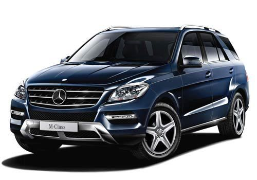 mercedes benz m class ml 350 cdi blueefficiency diesel On mercedes benz ml class 350 cdi price in india