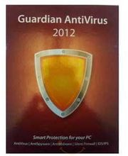 Guardian Anti Virus (Multicolor, 1 User)