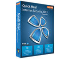 Quick Heal Internet Security 2013 (5 users) , blue