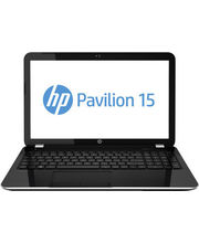 HP Pavilion 15-n204tx Laptop (4th Gen Ci5/ 4GB/ 500GB/ Ubuntu/ 2GB Graph), silver black