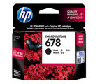 HP 678 Black Ink Cartridge, black