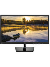 LG 20M37H 19.5 Inch LED HDMI Monitor, black