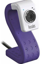 Hercules HD Twist Purple - Web Camera (5MP) (Purple)