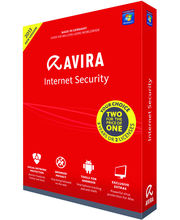 Avira Internet Security (Your Choice-2 years or 2 Licenses) (Multicolor)