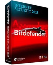 Bitdefender Internet security 2013 (Multicolor, 3 Users)