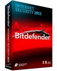 Bitdefender Internet security 2013, multicolor, 1 user