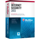 McAfee internet Security Suite 2013 (3 user)