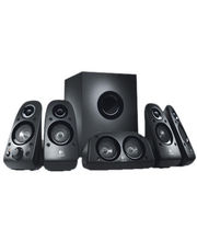 Logitech Z506 5.1 Surround Sound Speakers (Black)