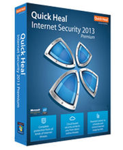 Quick Heal Internet Security 2013 (1 User 3 Year) , blue, blue