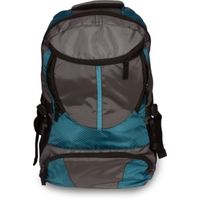 Vizio 17 inch Laptop Backpack  VZ Bb    Blue