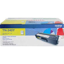 Brother Toner Cartridge TN340 Yellow,  yellow