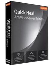 Software Quick Heal Server 3 years, multicolor