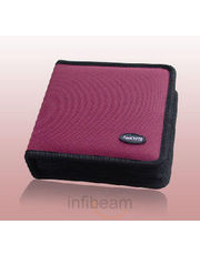 Amkette Comp. CD/DVD Wallet R1-32( Capacity 32 CD/DVD)