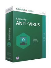 Kaspersky Anti-Virus (1 PC / 1 Year)